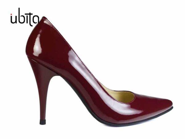 Pantofi visinii stiletto dama din piele naturala la comanda V0621-Ashlyn